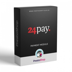 24pay for PrestaShop 1.6.x (payment gateway)