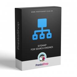 PrestaShop Sitemap + auto-aktualizácia