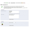 Administrácia modulu Platba pri osobnom odbere pre PrestaShop