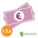 Platba v hotovosti při osobním odběru pro PrestaShop