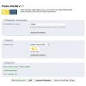 Platba ONLINE pre PrestaShop 1.5.x