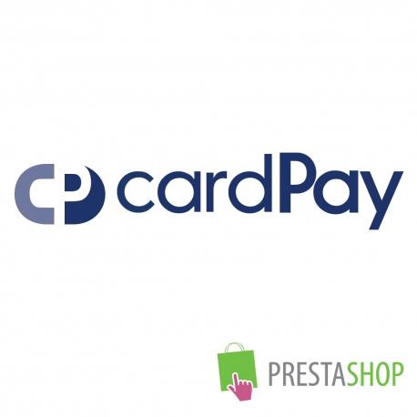 CardPay for PrestaShop 1.2.x - 1.4.x (Payment gateway)