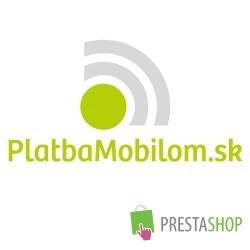 PlatbaMobilom.sk for PrestaShop 1.2.x - 1.4.x (Payment module)