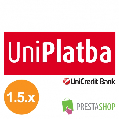 UniPlatba pre PrestaShop 1.5.x (Platobný modul)