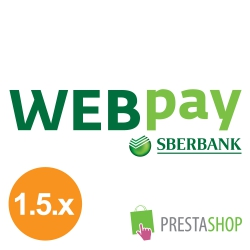 WEBpay for PrestaShop 1.5.x (Payment gateway)