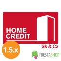 Home Credit loan (Sk/CZ)