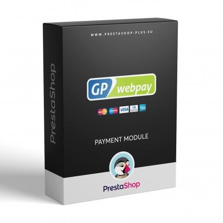 GP WebPay pro PrestaShop (Platební modul)
