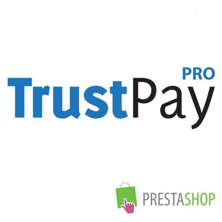 TrustPay PRO pre PrestaShop 1.3.x - 1.4.x (Platobný modul)
