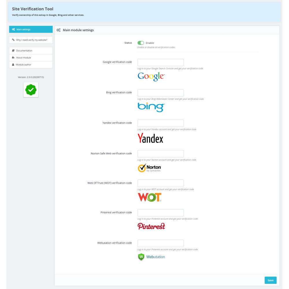 how to get google site verification code