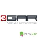 PrestaShop XML output for eGar.eu