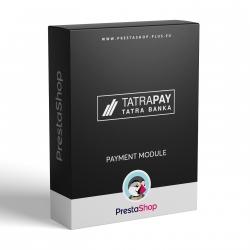 TatraPay for PrestaShop 1.6.x (Payment gateway)