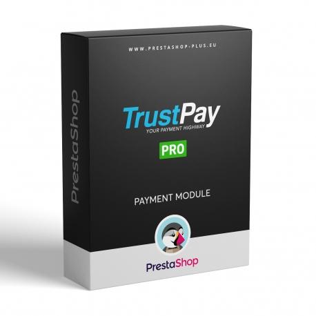 TrustPay pre PrestaShop (platobný modul)