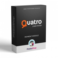 Quatro loan for PrestaShop 1.6.x (Payment gateway)