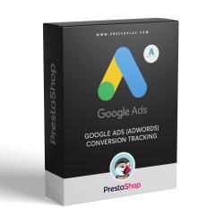 Google AdWords - měření konverzí pro PrestaShop (Modul)