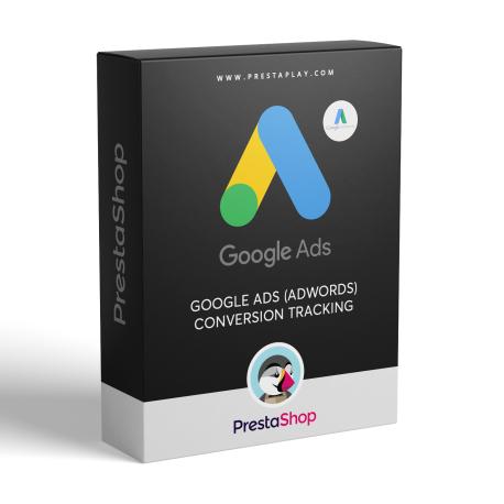 Google AdWords - meranie konverzií pre PrestaShop (Modul)