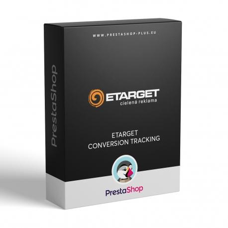 eTarget Conversion Tracking for PrestaShop (Module)