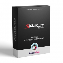 Sklik.cz - Conversion Tracking for PrestaShop (Module)