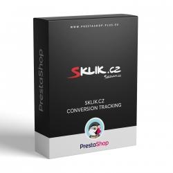 Sklik.cz - meranie konverzií pre PrestaShop (Modul)