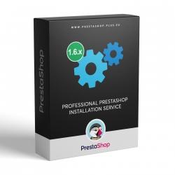 Služba inštalácie PrestaShop-u