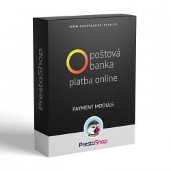 Platba ONLINE pre PrestaShop (platobný modul)