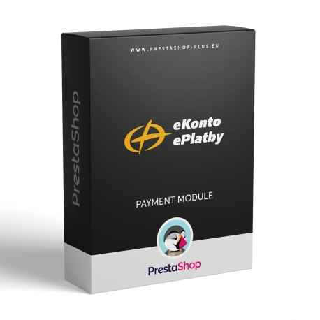 ePlatby Raiffeisenbank for PrestaShop (payment gateway)