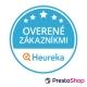 Heureka - Ověřeno zákazníky