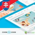 Slovenčina pro PrestaShop šablonu CoonCook