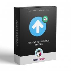 PrestaShop Upgrade service