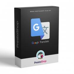 Automatic translation PrestaShop catalog via Google Translate