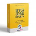 Elektronické podávání zásilek ePodací hárok (Slovenská pošta)