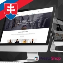 Slovak language for Panda PrestaShop theme