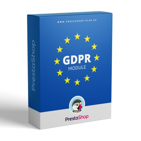 GDPR pro PrestaShop