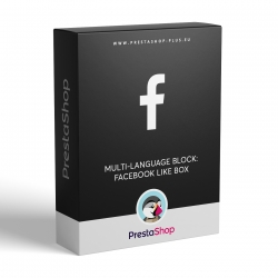 Multi-language block: Facebook Like Box