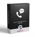 Multi-jazyčný blok: Kontakt