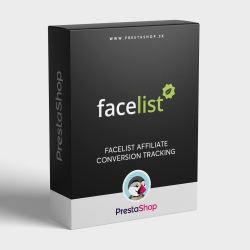 Facelist Affiliate - conversion tracking