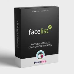 Facelist Affiliate - conversion tracking