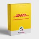 Elektronické podávání zásilek DHL