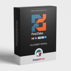 First Data Connect pro PrestaShop (platební modul)