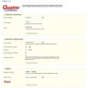 PrestaShop Quatro module Back Office