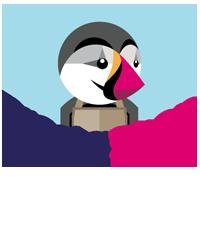 Logo: PrestaShop